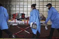 کرونا وائرس نے امریکی ریاست نیو یارک میں تباہی مچا دی، ہلاکتوں کی تعداد ..