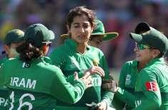 ویمنز ٹی ٹونٹی ورلڈکپ:پاکستان اور تھائی لینڈ کے مابین میچ بغیر کسی ..