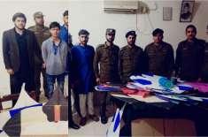 ڈسڑکٹ پولیس آفیسر جہلم کی ہدایت پر سماج دشمن عناصرکے خلاف جہلم پولیس ..