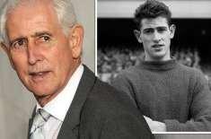 چیلسی اور انگلینڈ فٹ بال ٹیم کے سابق گول کیپر پیٹر بونیٹی 78 سال کی عمر ..