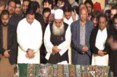 عمران خان نعیم الحق کے جنازے میں جانا چاہتے تھے مگر انہیں روک لیا گیا