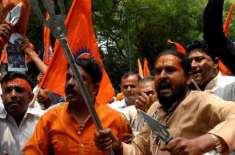 دہلی میں ہنگامے جاری' ہلاکتوں کی تعداد 26 تک پہنچ گئی