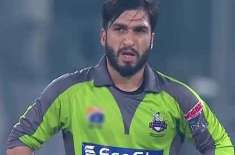 Lahore Qalandars will look at top position this time: Usman Shinwari Bowling is difficult in T20 format compared to the ..