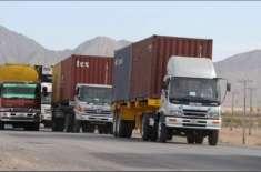 حکومت نے طورخم اور چمن سرحد کو تجارت کیلئے کھول دیا