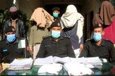 شبقدر میں 17 سالہ نوجوان کے قتل کا ڈراپ سین