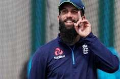 امید ہے انگلینڈ کی ٹیم بھی پاکستان آکر کھیلے گی: معین علی