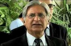 اعترازا حسن نے پی ڈی ایم کے جلسے پر مایوسی کا اظہار کردیا