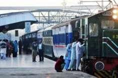 وزارت ریلوے کا 6 ٹرینیں نجی شعبے کو آؤٹ آف سورس کرنے کا فیصلہ