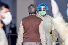 کراچی میں کورونا وائرس کا ایک اور مریض صحت یاب ہوگیا