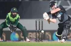 پہلا ٹی ٹونٹی، نیوزی لینڈ نے پاکستان کو 5 وکٹوں سے شکست دیدی