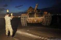 ترک فوج نے آذربائیجان کے علاقے نگورنو کاراباخ کا کنٹرول سنبھال لیا
