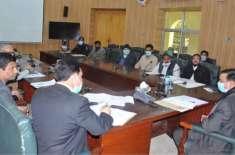 ضلع بھر میں اسپیشل افراد کی نشستوں پر مختص کوٹہ 3 فیصد پر بھرتی کا عمل ..