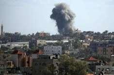 غزہ میں اسرائیلی  پابندیوں سے  معذور افراد کو غیرمعمولی مشکلات درپیش ..