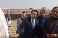 عثمان بزدار کا لاہور میں پنجاب انسٹی ٹیوٹ آف کارڈیالوجی ٹو اور انسٹی ..