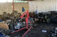جدہ میں سینکڑوں پاکستانیوں کی ورکشاپس بند کر دی گئیں