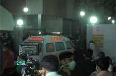 اداروں نے کیماڑی میں پر اسرار گیس کا سراغ لگا لیا