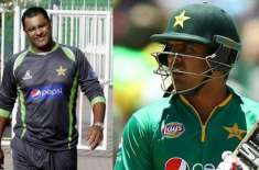 Waqar Younis also expressed dissatisfaction over Sharjeel Khan's fitness