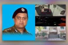ایس ایس پی مفخر عدیل کی کراچی سے گرفتاری کی اطلاعات