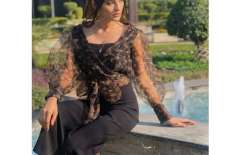 سعدیہ خان نے چھٹیاں منانے کے لئے دبئی کا رخ کرلیا