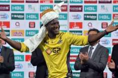Imran Khan's government acknowledges rail cut, Darren Sammy's services to Pakistan cricket