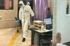 چلڈرن اسپتال میں 15 سالہ لڑکی میں کورونا وائرس کی تصدیق