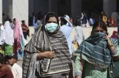 گزشتہ 24 گھنٹوں کے دوران پنجاب اور سندھ میں 100 سے زائد کرونا وائرس مریض ..