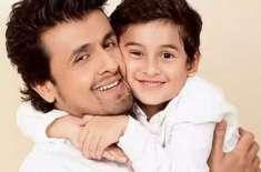 میرا بیٹا پیدائشی گلوکار ہے،نہیں چاہتا بیٹا بھارتی گلوکار بنے، سونو ..