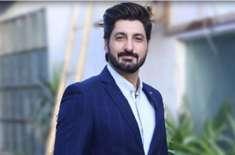 اداکار سید جبران کی شادی کو 9 سال بیت گئے