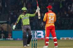 PSL, Mohammad Hafeez made history on behalf of Lahore Qalandars