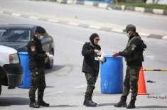 امریکی ارکان کانگرس کاکورونا کی وباء سے نمٹنے کیلئے فلسطینیوں کی مدد ..