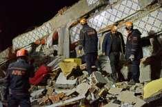 ترکی میں 608شدت کے زلزلے نے تباہی مچا دی، 30 افراد ہلاک، 500 زخمی