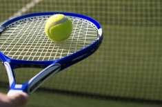 پانچویں میکڈونلڈ ٹینس چمپئن شپ 28 فروری سے کراچی میں شروع ہو گی