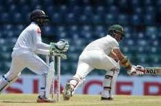 زمبابوے اور سری لنکا کے درمیان پہلا کرکٹ ٹیسٹ (کل) شروع ہوگا