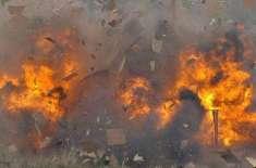 شمالی وزیرستان میں بم دھماکہ، پاک فوج کے اعلیٰ افسر سمیت 3 اہلکار شہید