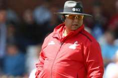 Ahsan Raza to officiate 50th T20I match, will become first umpire to do so