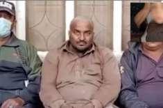 کشمور زیادتی کیس، گزشتہ روز گرفتار کیا گیا ملزم پولیس مقابلے میں ہلاک