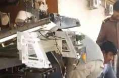 سعودی تاریخ میں اے ٹی ایم مشین سے رقم چوری کی بڑی واردات ہو گئی