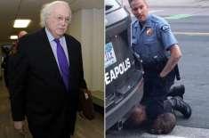 امریکہ میں سیاہ فام شہری کے قتل کی پوسٹ مارٹم رپورٹ آ گئی