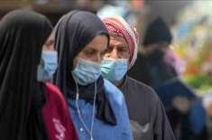 غزہ میں 24گھٹنوں کے دوران کرونا کے 200 کیسز کی تصدیق