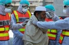 کرونا وائرس کے باعث پاکستان کا ایک اور علاقہ انتہائی خطرناک قرار