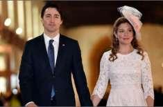 کینیڈین وزیر اعظم جسٹن ٹروڈو کی اہلیہ صوفی نے کورونا وائرس کو شکست ..