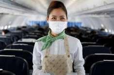 پاکستان آنے والی ائیرہوسٹس کرونا وائرس کا شکار بن گئی