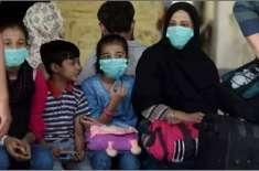 سندھ میں اب تک 800 سے زائد بچے کورونا کا شکار ہوچکے، حکومت اعدادوشمار ..