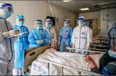 سکھر کے قرنطینہ سینٹر میں کورونا سے متاثرہ مریض تیزی سے صحتیاب ہونے ..