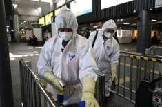 """جرمنی میں کوروناوائرس سے متاثرہ افراد کی تعداد لاکھ سے زائد جبکہ """"36081"""" .."""