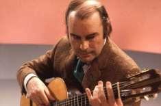 برطانوی کلاسیکی گٹارسٹ جولین بریم انتقال کر گئے