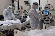 کورونا کی  لہر دسمبر کے آخر میں شدید ہوگی ، ہسپتالوں میں سہولیات ناپید ..