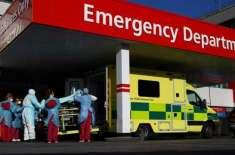 برطانیہ میں کورونا وائرس کا زور ٹوٹنے لگا