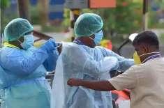 کورونا وائرس،بھارت نے ایران کو پیچھے چھوڑ دیا،سب سے زیادہ متاثرہ دس ..