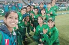 ویمن ٹی 20 ورلڈ کپ: پاکستان نے ویسٹ انڈیز کو شکست دیدی